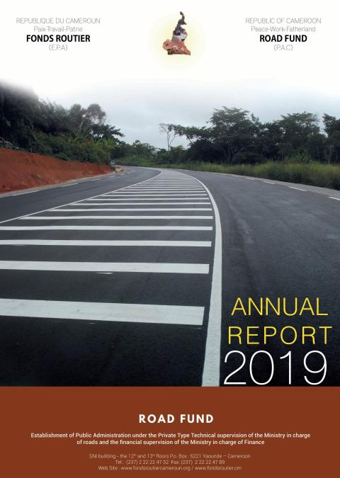 Road Fund 2019 Annual Report
