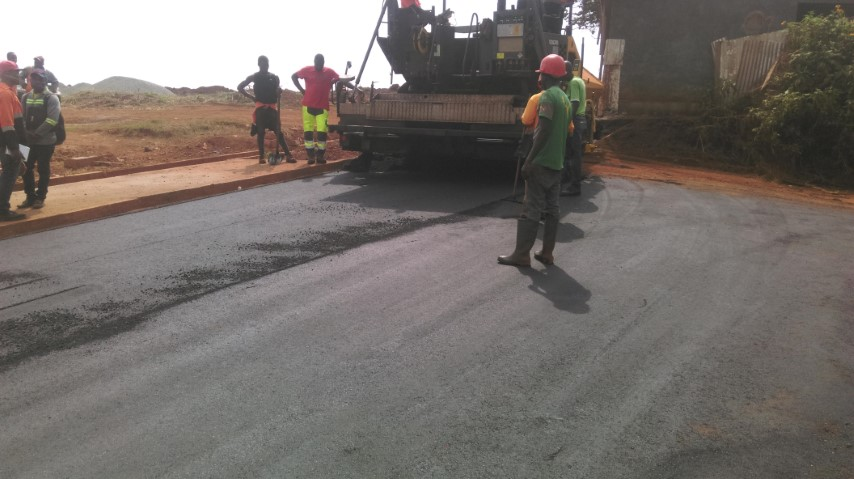 Autoroute Yaoundé-Nsimalen: ça se dessine !