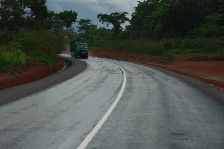 Axe Mundemba-Isangele-Akwa : Des travaux réalisés en régie sont en cours en vue du rétablissement de la circulation